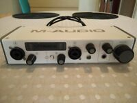 M-Audio M-Track II USB Audio Interface