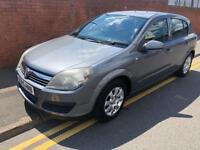 2005 VAUXHALL ASTRA 1.6 AUTOMATIC 1 YEAR MOT LOW MILEAGE