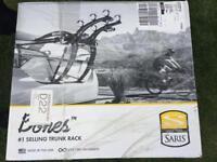 Saris Bones 3 Bike Rack Blue