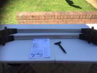 Genuine vw golf mk6 roof bars