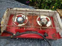 Tilley camping stove