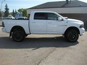 2012 Ram 1500 Sport | Custom Lifted Truck | Call Today! Edmonton Edmonton Area image 7