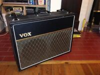 VOX AC30 C2 Guitar Combo Amplifier with 2x 'greenbacks'- Excellent Condition