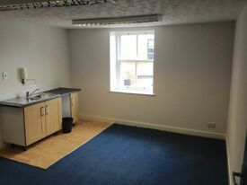 Quality Offices To Let Town Centre Burnley Includes Waiting Room Area. Parking Permit Available