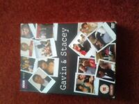 Gavin & Stacey Complete DVD boxset for sale.