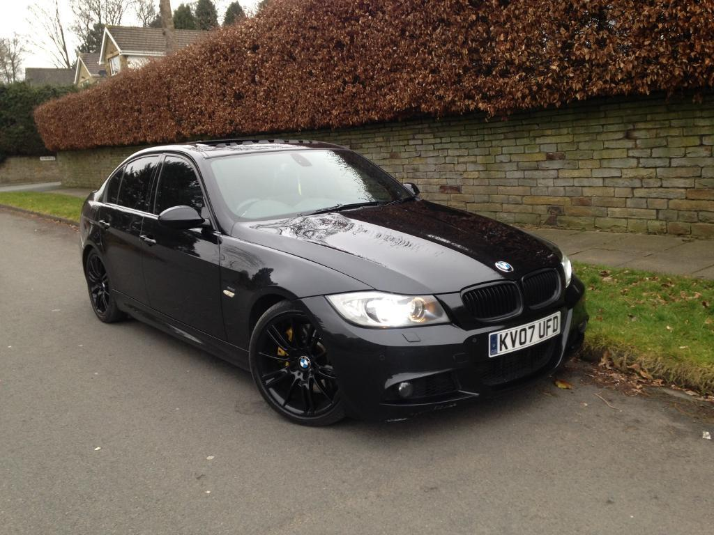 BMW 335D E90 3 SERIES M SPORT TWIN TURBO FULL LCI CONVERTION FULLY LOADED 12 MONTH M.O.T HPI CLEAR