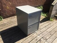 Filing cabinet Gray