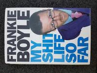 "[HARDBACK] Frankie Boyle ""My Shit Life So Far"" - autobiography - book story"