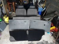 Classic Mini Seats Great condition with door cards