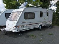STERLING ECCLES MOONSTONE 2000 - 4 BERTH - END WASH ROOM - GREAT CONDITION !!!