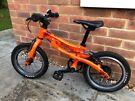 """Black Mountain Pinto Kids Bike (14"""" wheels)"""