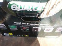 NEW Qualcast petrol lawn mowers 41cm , 48cm and 52cm