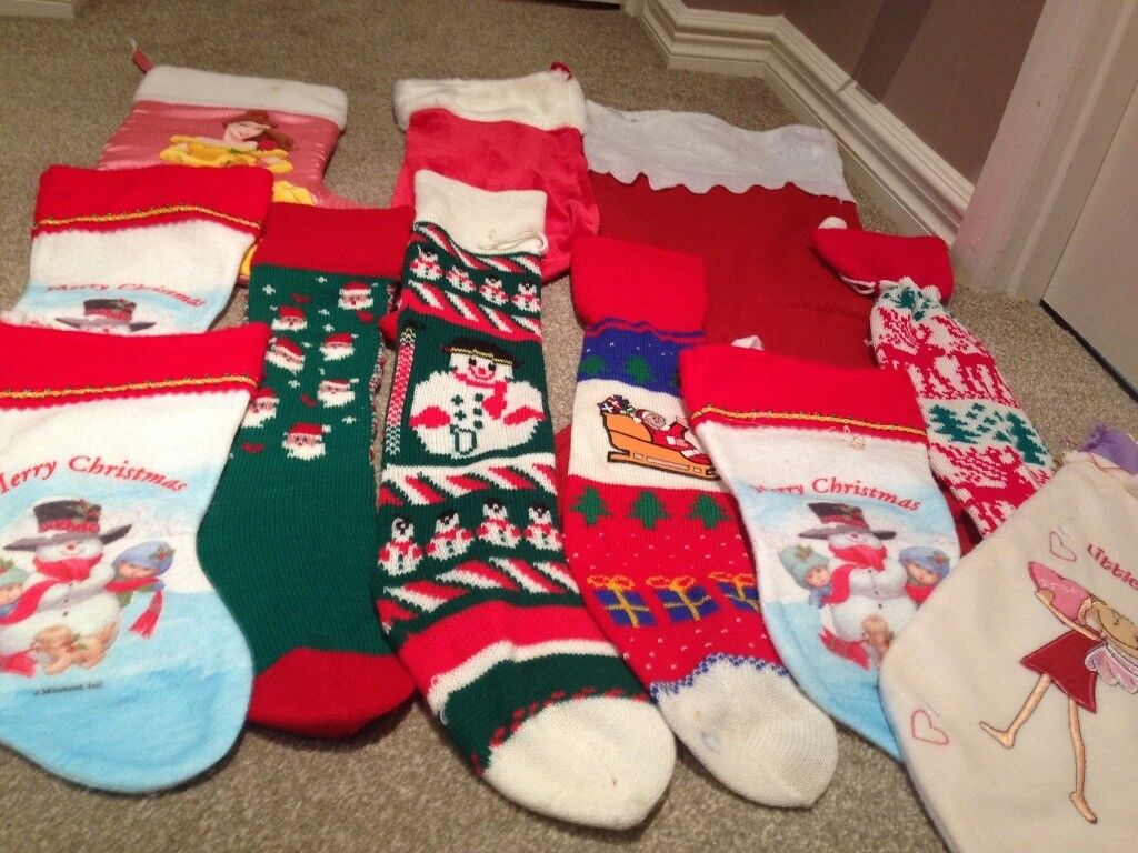 11 xmas stockings