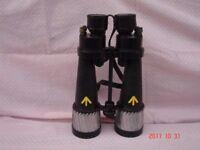 Military binoculars Royal Navy Barr & Stroud CF41 restored