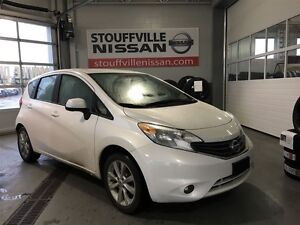 Nissan Versa Note 1.6 sl navi  nissan cpo low rates from 1.9% 20