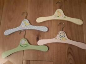Decorative children's coathangers