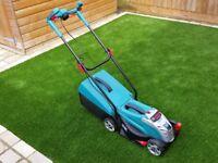 Bosch Cordless Lawn Mower Rotak 32 Li High Power with Battery