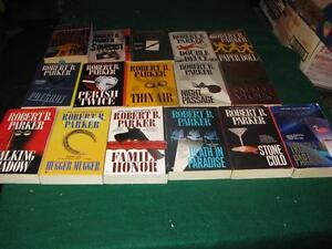 robert parker books $1 each or $10 for the lot