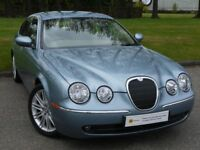 ONLY 49K*** Jaguar S-Type 3.0 V6 Automatic SE 4dr **FULL SERVICE HISTORY** STUNNING** FINANCE ME**