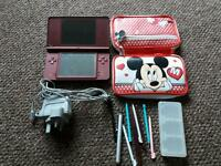 Dsi xl + case + 2 games