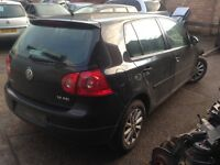 2007 mk5 VW Golf 1.6 FSi 71k mile engine BLF code £450 and 6-speed manual gearbox JHY code £400