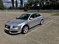 Audi A4 2.0 S-Line Edition