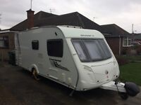 Swift charisma 570 6 berth touring caravan 2011