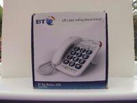 Big Button Telephone (BT)