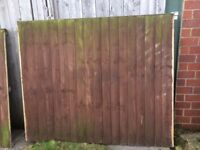 Used 6ft x 5ft panels