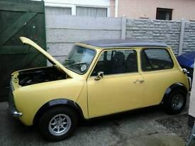 Mini Clubman 1098cc