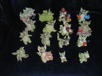 16 Pocket Dragons