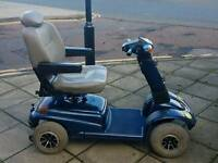 MOBILITY SCOOTER FOR SALE IN GOOD WORKING ORDER, THIS IS A BIG SCOOTER