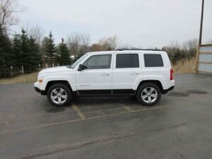 2012 Jeep PATRIOT NORTH EDITION FWD