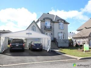 350 000$ - Maison 2 étages à vendre à Repentigny
