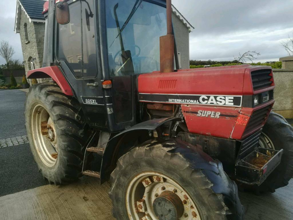 Case international 885 xl 4x4 going well £6800