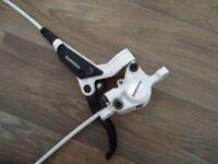 MTB Shimano Alivio M445 Hydraulic disc Brake Set. A PAIR.