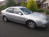2004 Ford Mondeo 2.0 TDCi