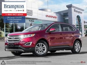2016 Ford Edge SEL | 1 OWNER | NAVIGATION | BACKUP CAM | LEATHER