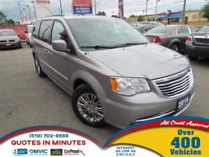 2016 Chrysler Town & Country TOURING | LEATHER | BACKUP CAM | SA