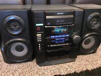 Sony HIFI Black complete