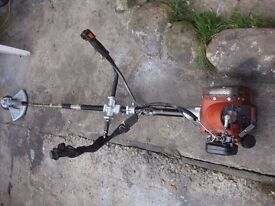 petrol trimmers th48 kawasaki full working ready to use