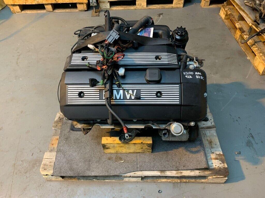 Bmw 328i 328ci M52tu 2 8 190bhp Complete Engine 92k Miles