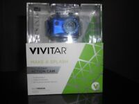 Vivitar dvr786hdn action camera with remote