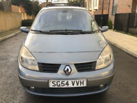 2004 RENAULT MEGANE SCINIC 2.0 DIESEL GREAT CAR /ford c max/vw golf/toyota verso/vw passat
