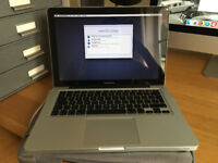 """13"""" Macbook Pro 2012 with carry case"""