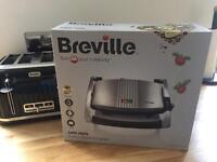 Brand new in box breville sandwich toastie maker