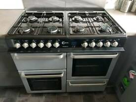 Flavel finesse 100 gas twin oven