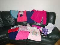 Girl clothes 5-6 years old Bundle 2