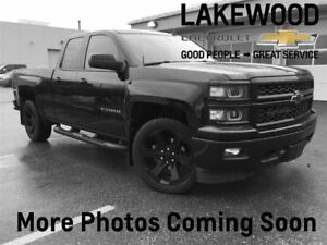 2014 Chevrolet Silverado 1500 Rally Edition 2 4x4 Dbl (Remote St