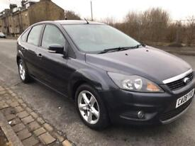 Ford Focus 1.6 Auto. 08 new shape,recently Timing belt water pump,Full history,HPI clear,faultless